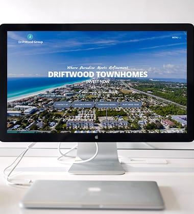 Driftwood Properties website